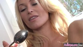 (Heather Vandeven) – Kitchen Party – Twistys