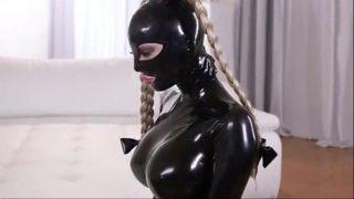 lack latex porn videos