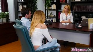 Twistys – Therapy For Three – Aaliyah Love,Tyler Nixon,Sydney Cole