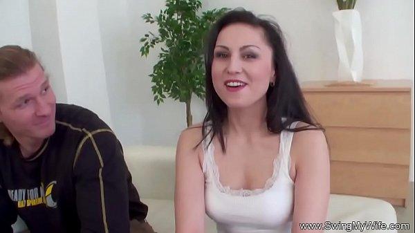 Муж красиво трахает свою жену